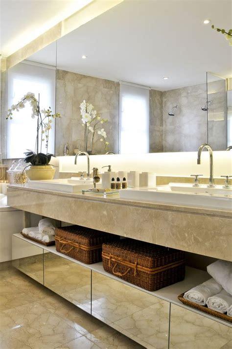 Baños pequeños decoración tipo spa