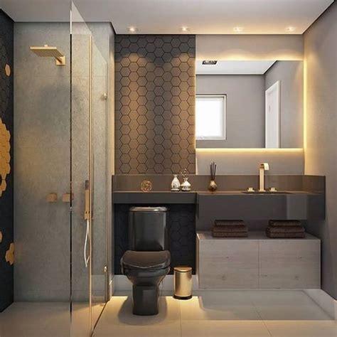 baños pequeños modernos y elegantes | Curso de Decoracion ...