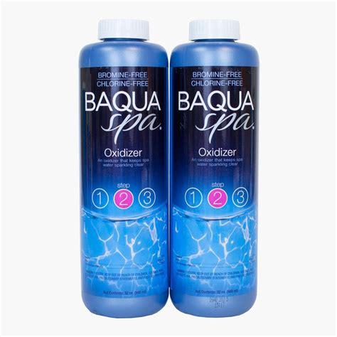 Baqua Spa Oxidizer 2 Bottle Deal   64oz