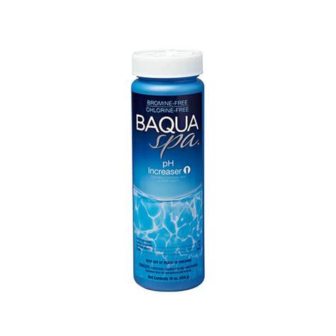 BAQUA Spa® pH Increaser   Lifestyles Hot Tubs