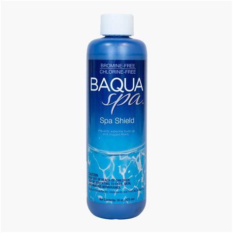 Baqua Spa ScumShield Clarifier 16 oz