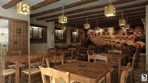 Bar-Restaurante rustico