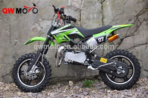 Barato 50cc moto niños pit bike 49cc 2 carrera mini gas ...