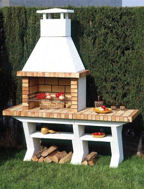 Barbacoa de obra MONTSEGRIÀ   1.259,00€ — Jardineria del ...