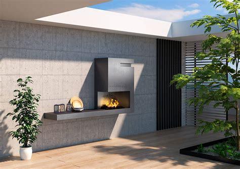 Barbacoas Modernas De Obra. Fabulous Outdoor Kitchen Or ...
