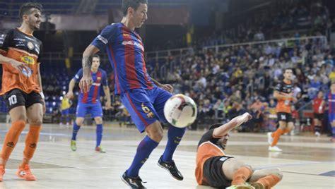 Barça Lassa - ElPozo Murcia en directo