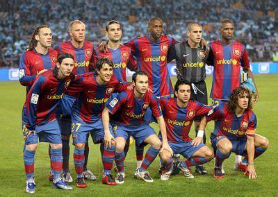 barca por barbara - Los jugadores - Fotos del F.C. Barcelona