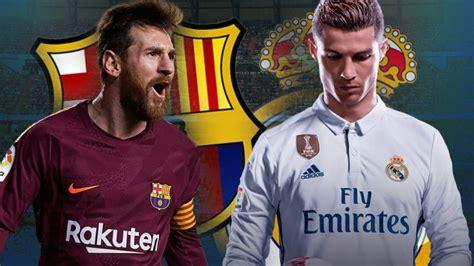 Barça – Madrid: Noticias de última hora del Clásico 2018