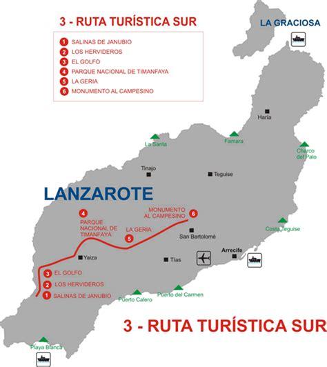 Barcarola Club: Rutas por Lanzarote