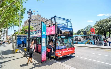 Barcelona Bus Turistic Ticket
