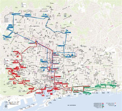 Barcelona Bus Turístico - Rutas Turísticas