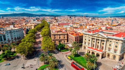 BARCELONA | CATALONIA , SPAIN - A TRAVEL TOUR - HD 1080P ...