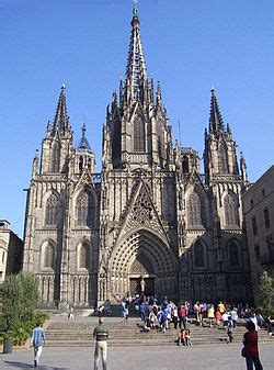 Barcelona Cathedral   Simple English Wikipedia, the free ...