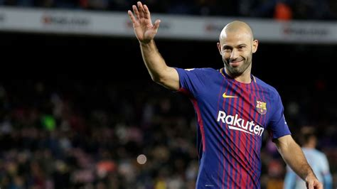 Barcelona confirm Javier Mascherano exit as China move looms