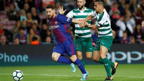 Barcelona   Eibar: Resultado del partido de Liga