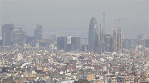 Barcelona en pie de guerra contra la contaminación atmosférica
