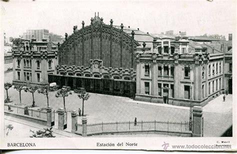 barcelona--estación del norte-coches y carruaje - Comprar ...
