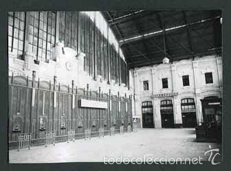 barcelona. estación del norte. interior. c. 196 - Comprar ...