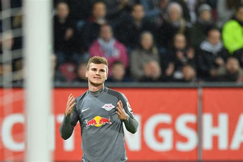 Barcelona keeping an eye on Timo Werner   report   Barca ...