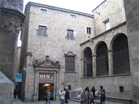 Barcelona   Museo Mares