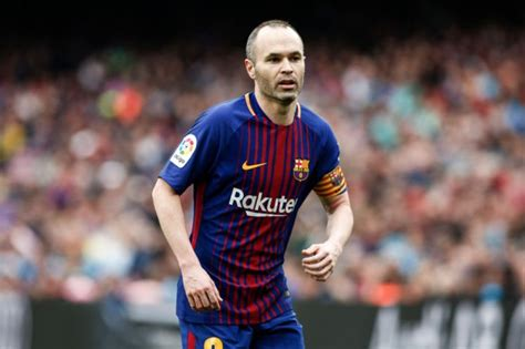 Barcelona news: Andre Iniesta announcing China move after ...