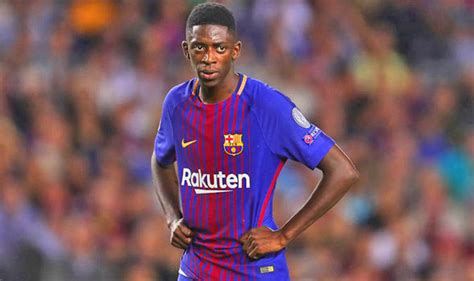 Barcelona news: Spanish paper claim they know why Ousmane ...