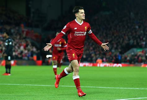 Barcelona planning to sign Liverpool star Philippe ...