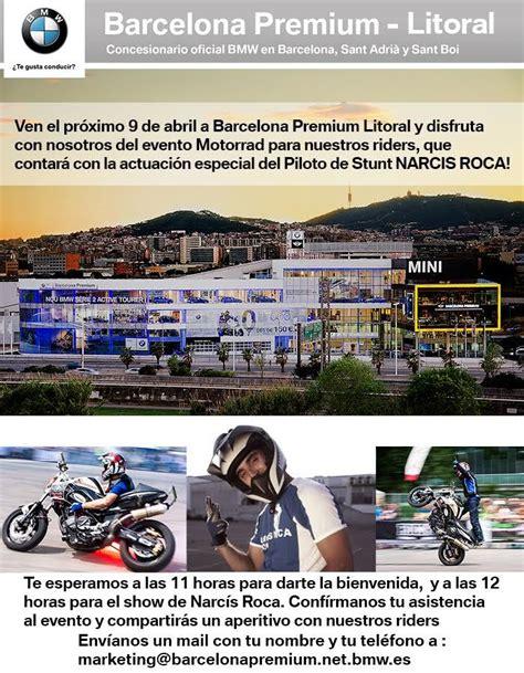 Barcelona Premium organiza una jornada de acrobacias del ...