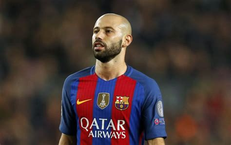 Barcelona ready to sell four players including Javier ...