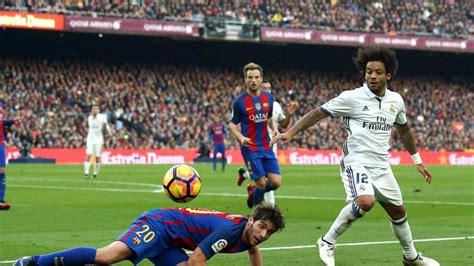 Barcelona   Real Madrid, partido en directo online