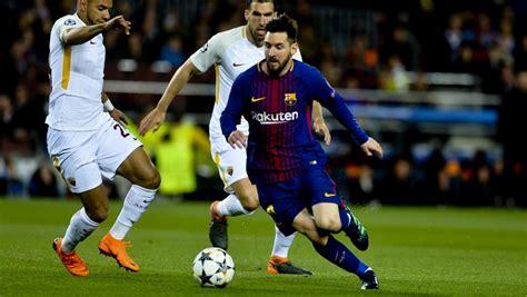 Barcelona   Roma: Resultado y resumen del partido de ...