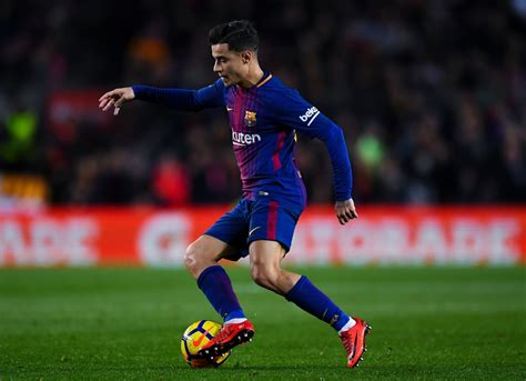 Barcelona s January signing Philippe Coutinho is  not ...