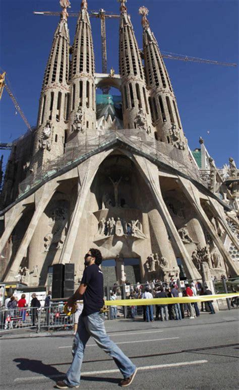 Barcelona s Sagrada Familia finally becomes a church