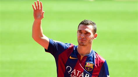 Barcelona's Thomas Vermaelen calm over Premier League ...