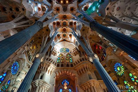 Barcelona   Sagrada Familia, Interior | Sagrada Familia ...