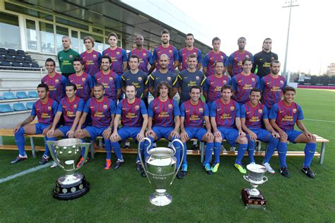 Barcelona The Best Football Club in Europe 2012 - Best ...