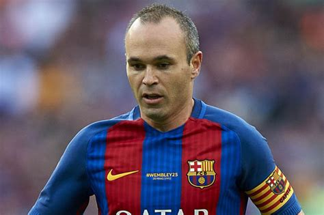 Barcelona transfer news: Andres Iniesta future not top ...