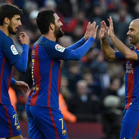 Barcelona Transfer News: Latest on Arda Turan and Javier ...