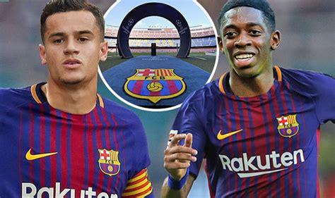 Barcelona Transfer News LIVE updates: Dembele medical ...
