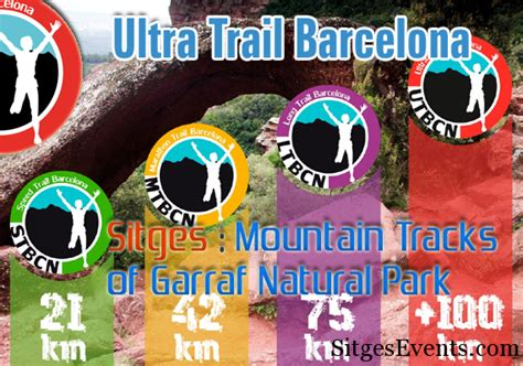 Barcelona Ultra Trail Running Sitges