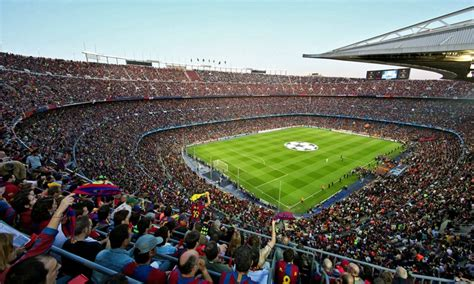 Barcelona Vacation with Airfare and FC Barcelona Soccer ...