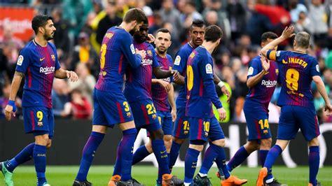 Barcelona vs Villarreal: horario, TV y cómo ver en vivo ...