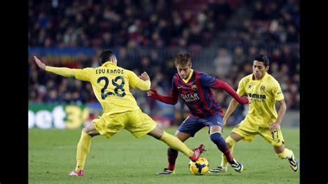 barcelona vs villarreal live stream free   YouTube