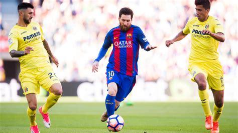 Barcelona vs Villarreal Live Streaming   Live VSS TV PC ABC