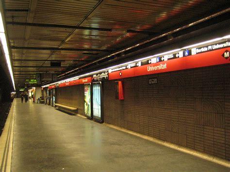 Barcelonas metro – Wikipedia