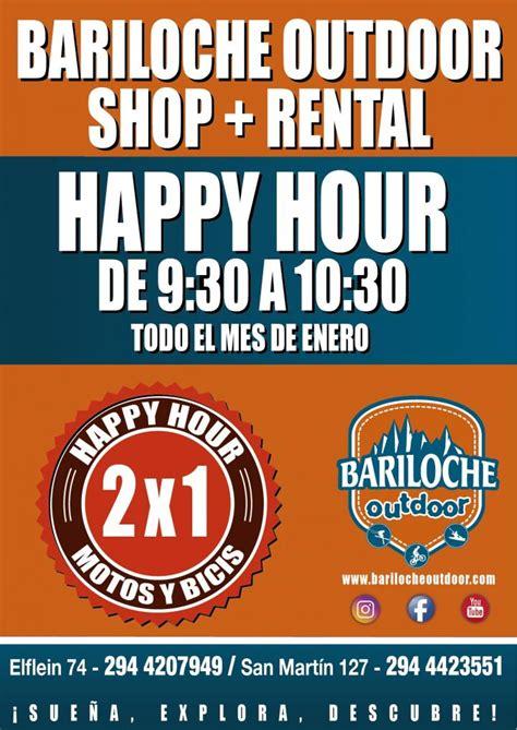 Bariloche Moto Rent - Happy Hour en Alquiler de motos y bicis