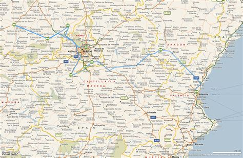 Barrapunto | Itinerarios multipunto con Google