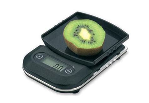 Básculas para pesar alimentos con precisión | Guía Metabólica