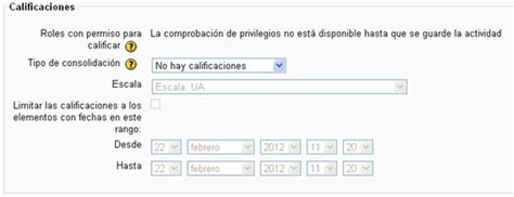 Bases de datos. Moodle UA