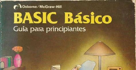 Basic Básico. Guía para principiantes | Annie Fox & David ...